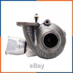 Turbo Chargeur pour CITROEN BERLINGO 1.6 HDI 110cv 740821-1, 740821-2, 750030-1