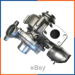 Turbo Chargeur pour CITROEN XSARA PICASSO 1.6 HDI 110cv 740821-0002, 750030-0001