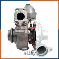 Turbo Chargeur pour PEUGEOT 407 1.6 HDI 110cv 740821-5001S, 740821-5002S