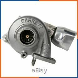 Turbo Turbocompresseur Neuf pour PEUGEOT 407 1.6 HDI 110 cv 753420-5004S