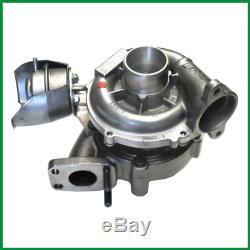 Turbocompresseur Turbo pour Citroen Peugeout Ford Mini GT1544V 9663199280