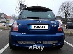 Ulter Inox Échappement Sport Mini One Cooper R50 R52 R53 2000-2006 90mm