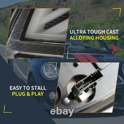 VLAND Feux arrière LED pour Mini Cooper R56 R57 R58 R59 2008-2013 feux arrière