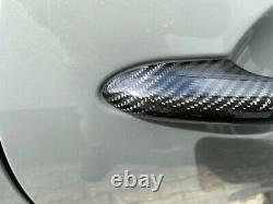 Véritable Carbone Porte Revêtements pour Mini F56 F55 F57 Super Montage Facile